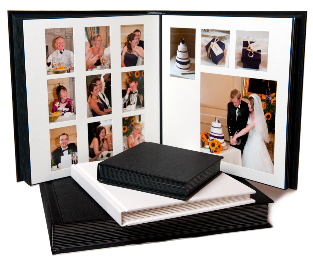 8x10 Wedding Albums: Contact Wedding Albums By Sterling