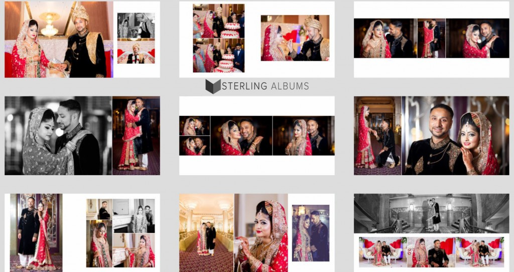 Sample Wedding Album Designs - 2