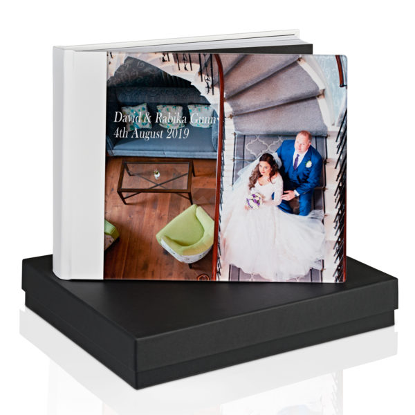 Sterling Wedding Album Cover – 19